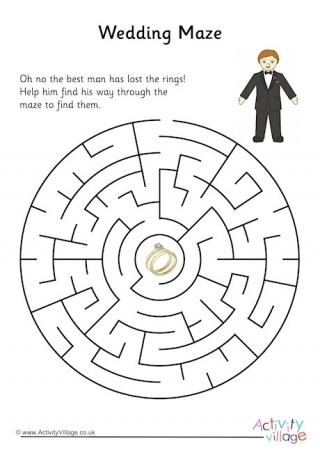 Wedding Maze 2
