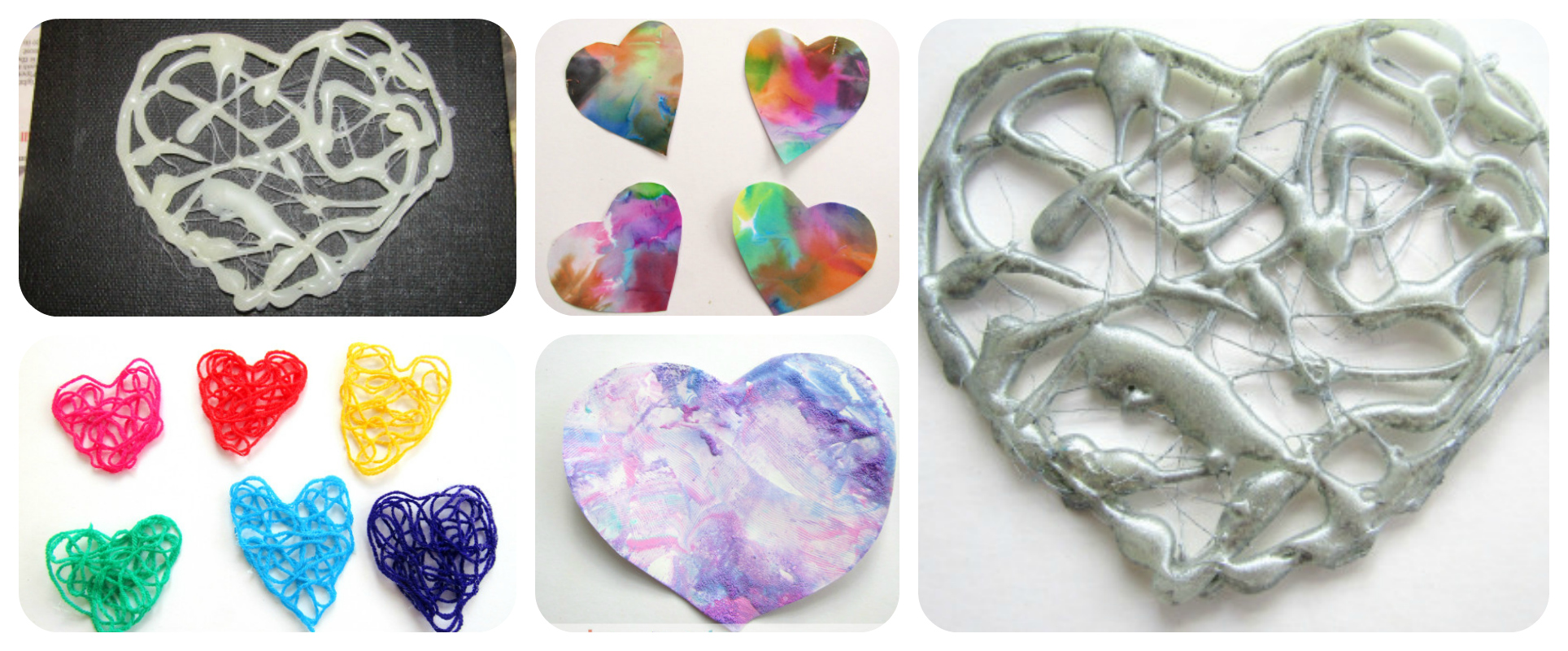 New Heart Themed Crafts For Valentine S Day