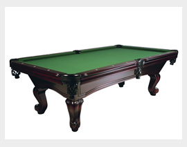 Pool-table - Act of class Moving and Storage