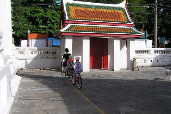 Bike in Bangkok