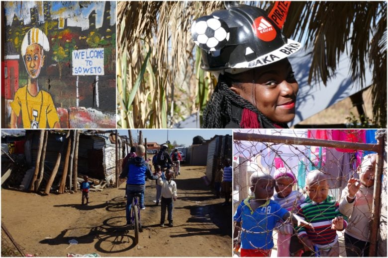 Soweto by bike