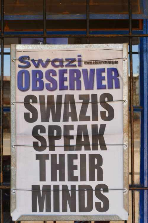 Swaziland travel tips