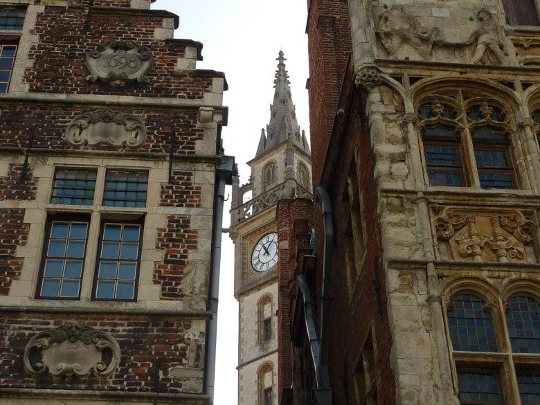 Visit Ghent