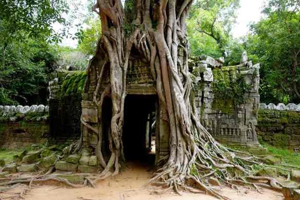 Favorite Angkor temples