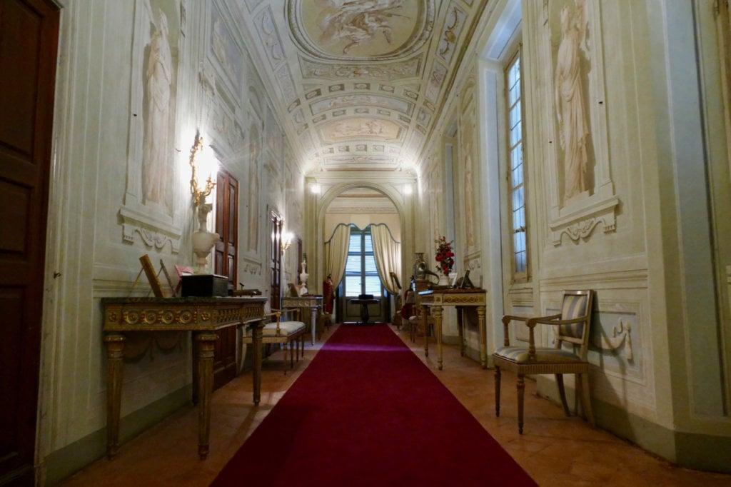 Castle Rivalta Piacenza