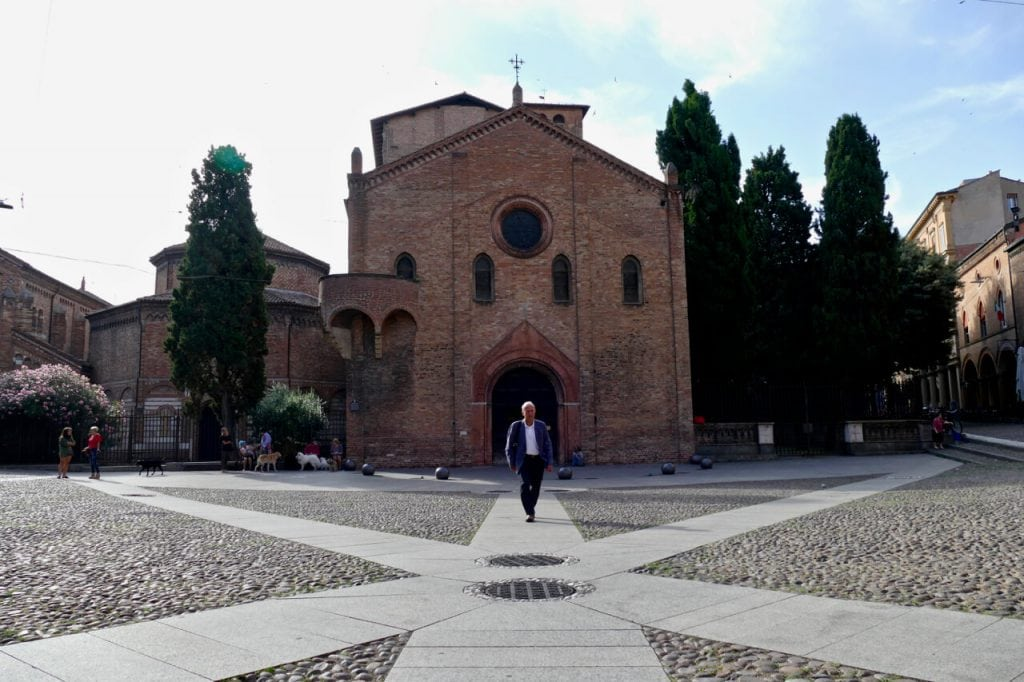 Piazza San Stefano Bologna