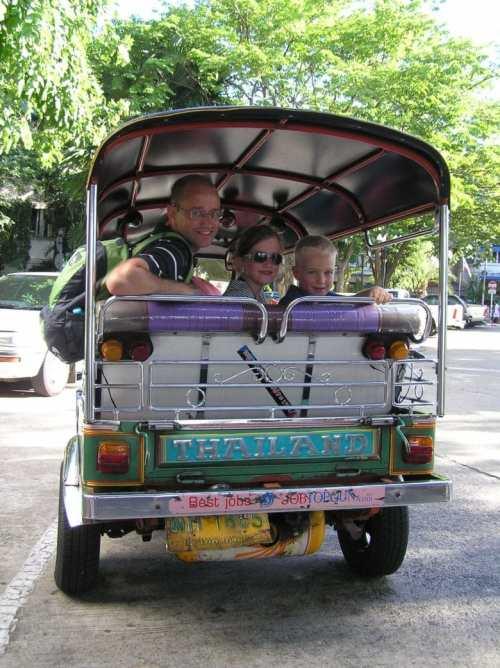 Thailand with kids