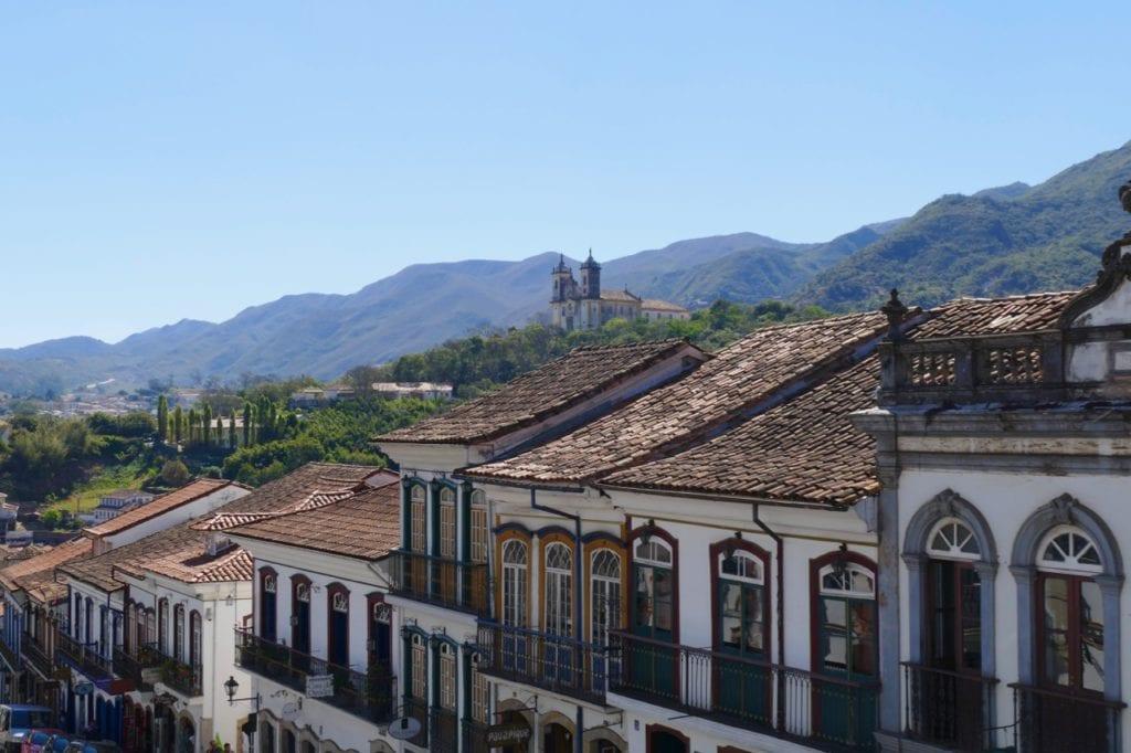 Ouro Preto Mariana Brazil