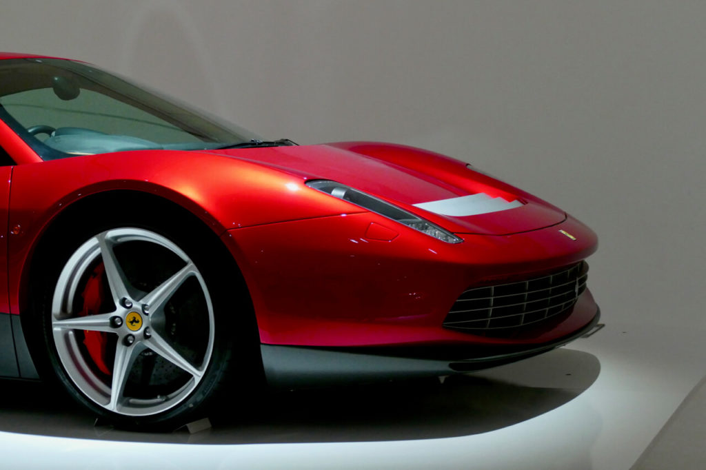 Modena Enzo Ferrari