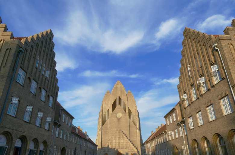 Grundtvig church Copenhagen