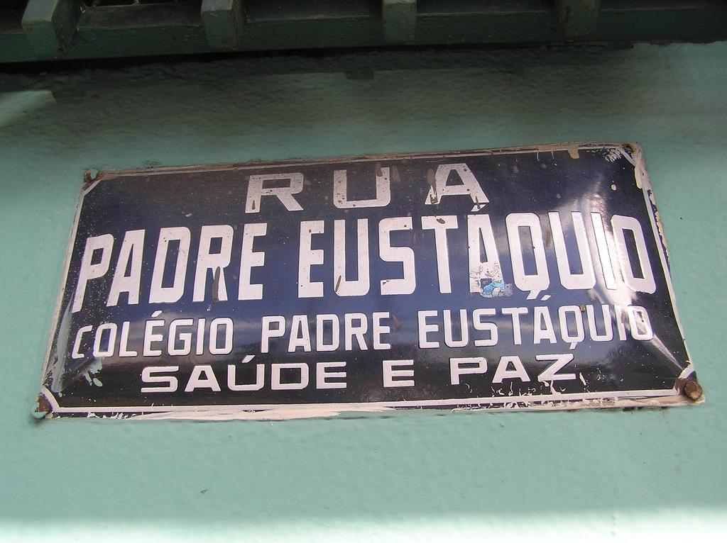 Belo Horizonte Eustaquio travel