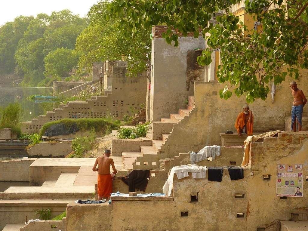 Banks Ganges