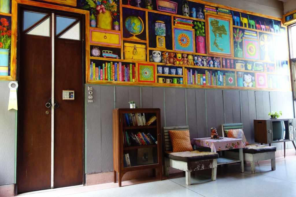 Guesthouse Bangkok cool