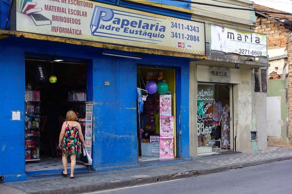 Stationary shop Belo Horizonte