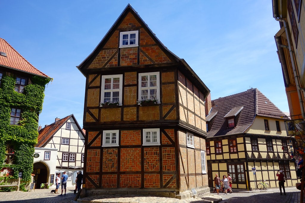 Harz villages Quedlinburg