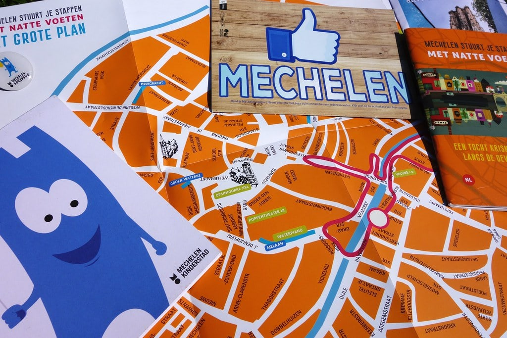 Kids travel package Mechelen