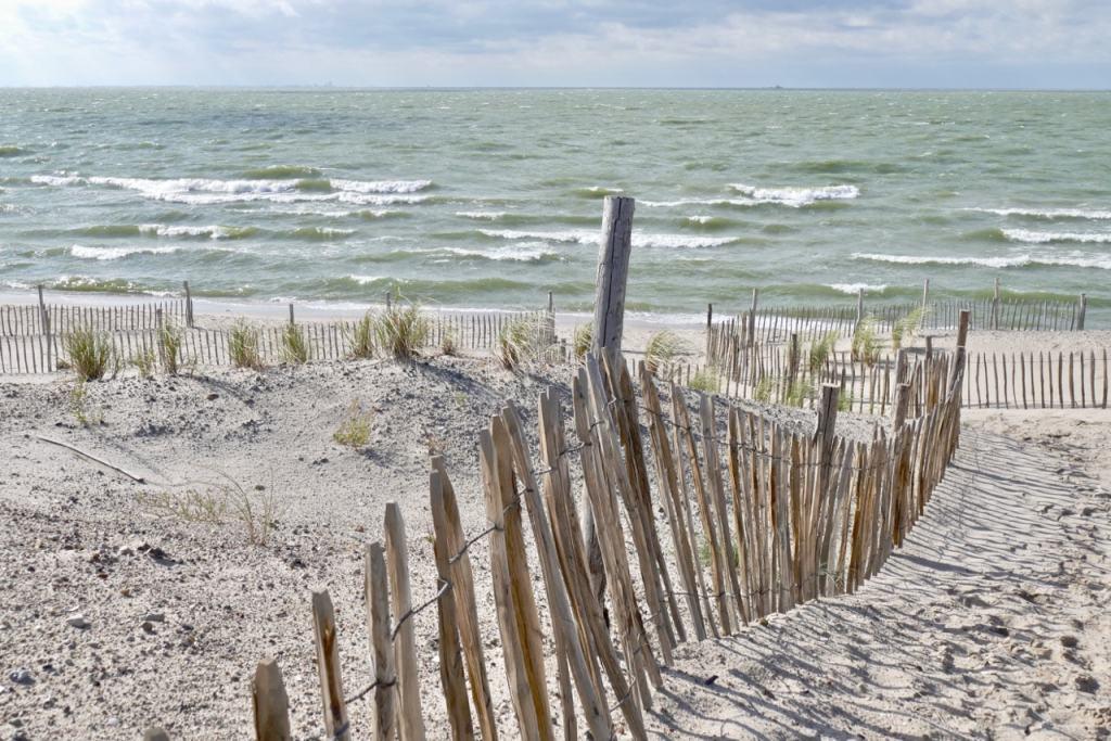 Beach Marker Wadden