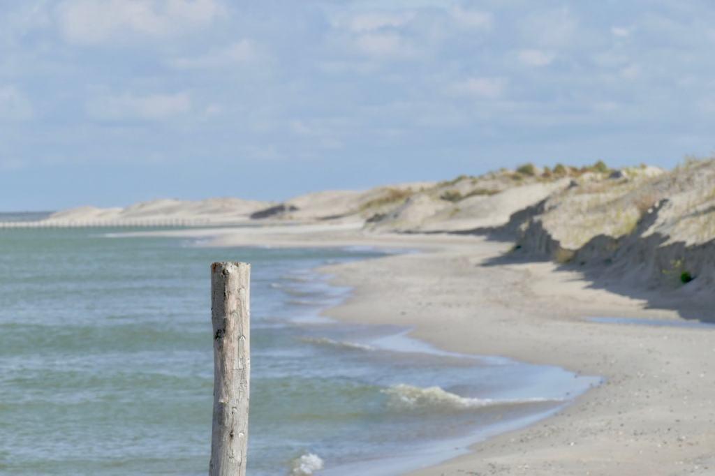 Marker Wadden beach