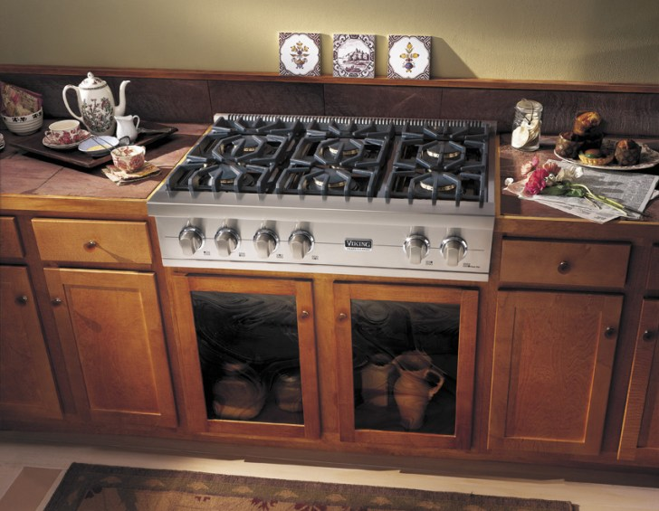 Inch Gas Cooktops Acton Woodworks