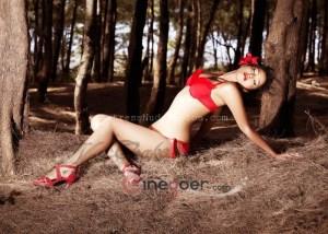 Desi model Promita Banik Hot Bikini Pics
