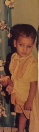 dimple bhal childhood photos