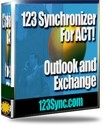 123 Synchronizer for ACT! and Outlook