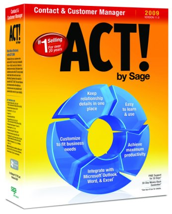ACT! by Sage 2009 V11