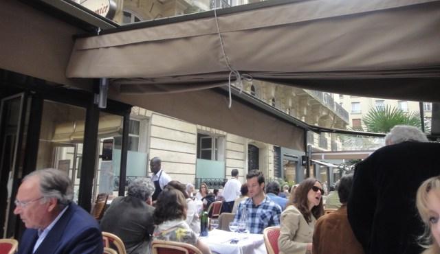 Pause déjeuner: légère augmentation de la fréquentation dans la restauration commerciale