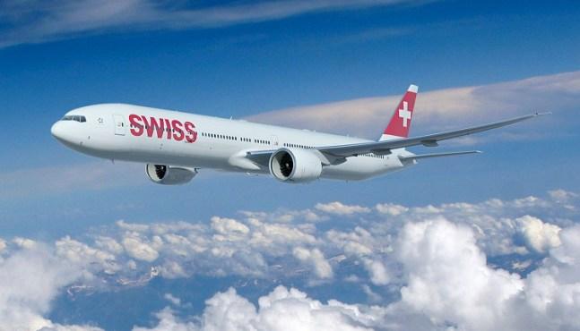 Le nombre de passagers transportés en hausse sur la Swiss
