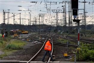 Grève ferroviaire historique en Allemagne