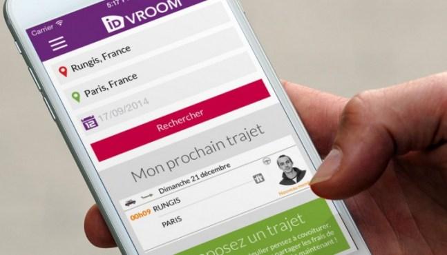 IDVRoom: la solution covoiturage de la SNCF pour les trajets quotidiens