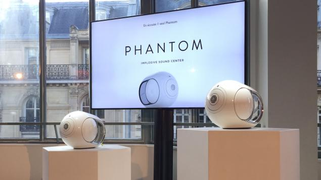 Hi-Fi: Devialet lance sa gamme d'enceinte connectée