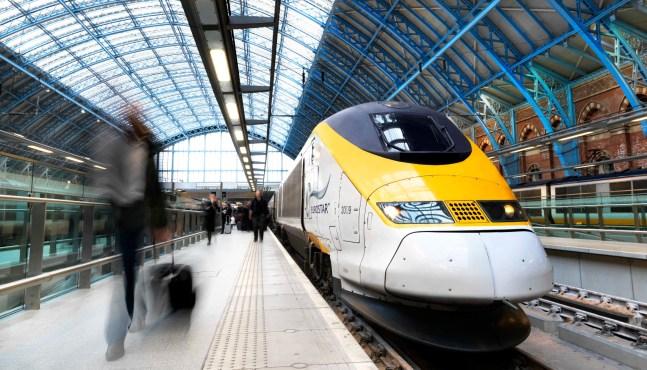 Eurostar : Lyon plus proche de Londres