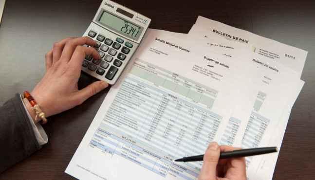 Le salaire mensuel de base en hausse de 1,2% sur un an au T4