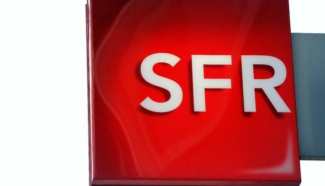 SFR écope d'une lourde amende