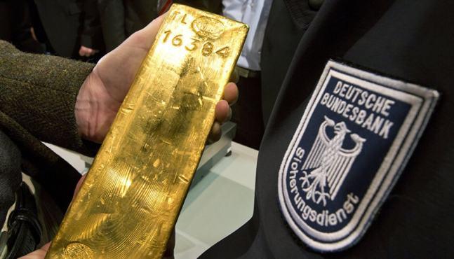 L'Allemagne rapatrie ses réserves d'or stockées en France