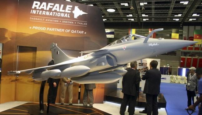 Armement français : le Qatar compense les mésaventures saoudiennes