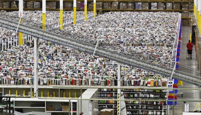 Amazon prévoit de créer 2 000 emplois en France en 2018