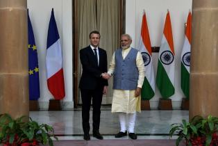 L'Inde et la France s'engagent à stimuler le commerce bilatéral