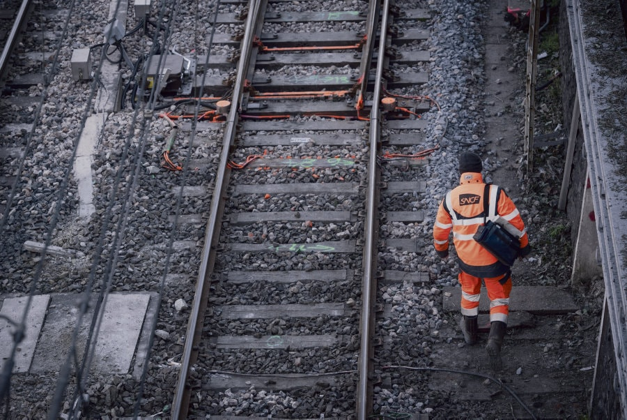 France-Trafic SNCF en amélioration lundi et mardi-Pepy