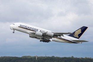 Les superjumbos A380 d'Airbus prêt à être démontés pour la revente de pièces