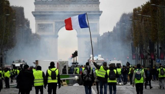 Des entreprises françaises meurtries par les manifestations des gilets jaunes