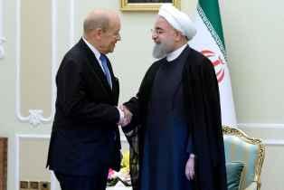 """""""La France n'a pas besoin de l'approbation des États-Unis pour agir sur l'Iran"""", annonce Jean-Yves Le Drian"""