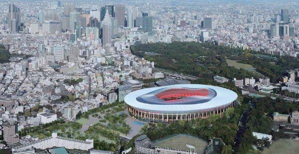 voici-les-deux-projets-finalistes-pour-le-futur-stade-olympique-de-tokyo-dozodomo-httpst-co1wso2jqdol-httpst-coypwkanz4ng