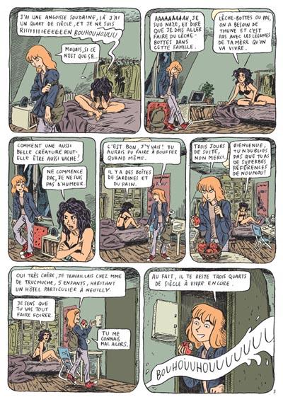 Bienvenue - Bande dessinée - Tome 1