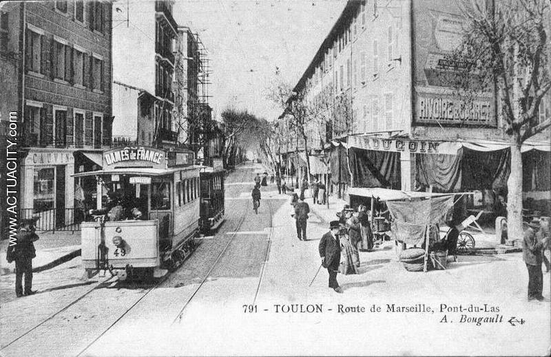 Cartes Postales Anciennes De Toulon 83000 Actuacity