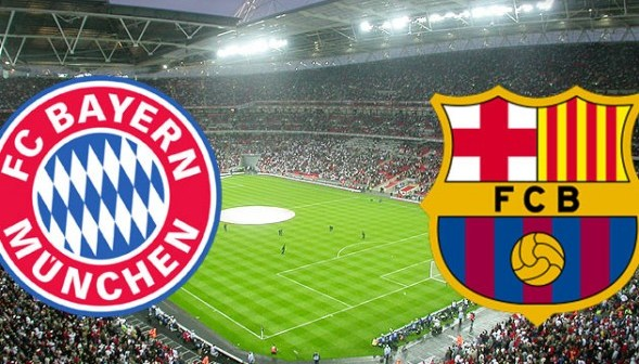 ver FC Barcelona vs Bayern de Munich online gratis movil