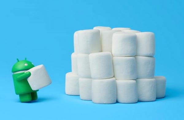 Marshmallow droid generico