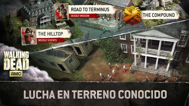 The Walking Dead No Man's Land 2 screen640x640