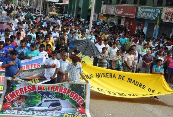 mineria_madre de dios_manifestantes_spda
